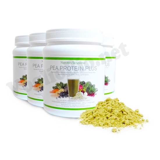 Picture of PEA PROTEIN PLUS (465G) - 4 PACK