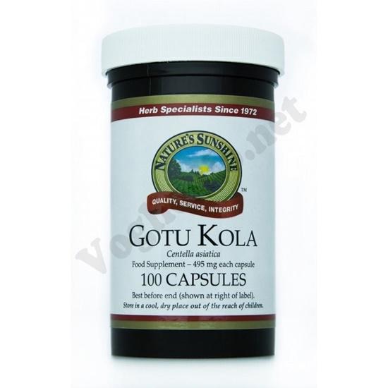 Picture of Gotu Kola (100)