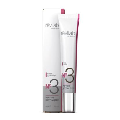 Immagine di Crema viso Peptide Revitalizer N3 - Rivitalizzante viso attivo con induttore telomeraza
