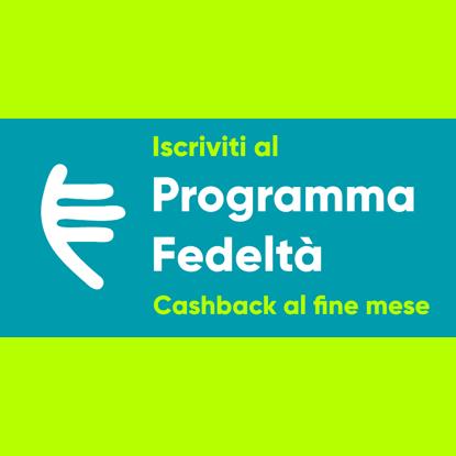 Programma fedeltà - Cashback
